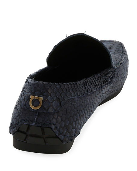 Men's Coast 4 Python Slip-On Loafer