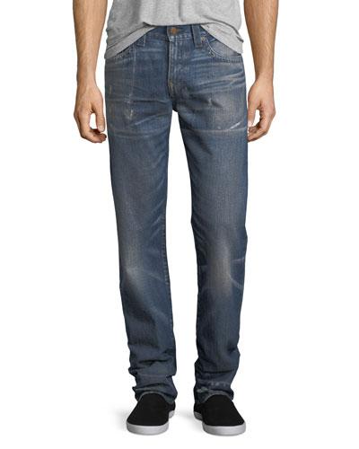 Geno Slim-Straight Denim Jeans