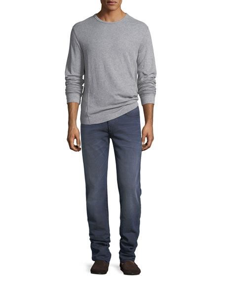 Rocco Slim-Straight Denim Jeans