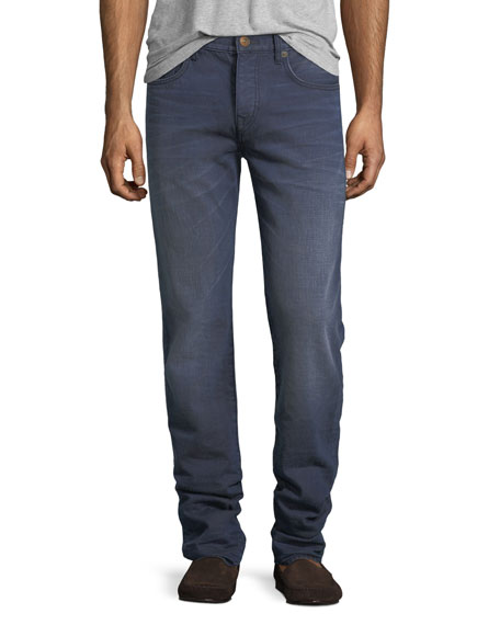 True Religion Rocco Slim-Straight Denim Jeans