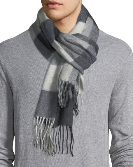 Begg & Co Arran Hildasay Cashmere Scarf