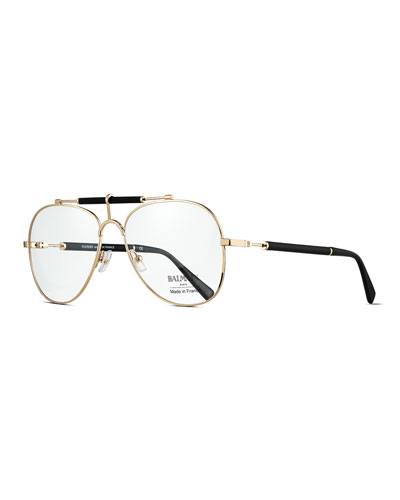 Metal Aviator Optical Frames