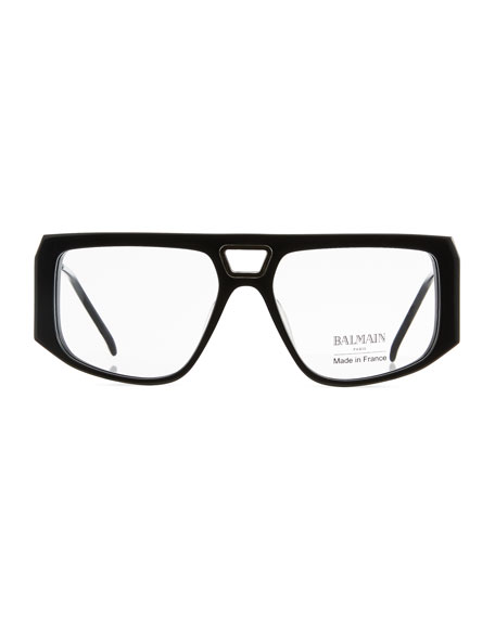 Acetate Shield Optical Frames