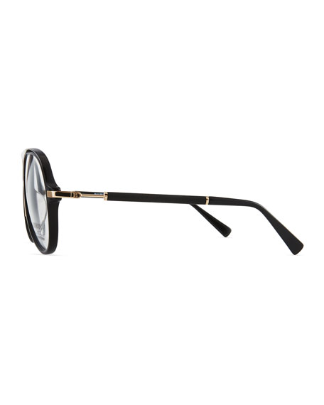 Acetate Aviator Optical Frames