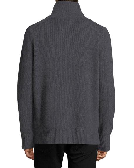 Rodwell Wool Zip Sweater