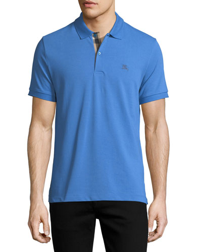 Oxford Cotton Polo Shirt