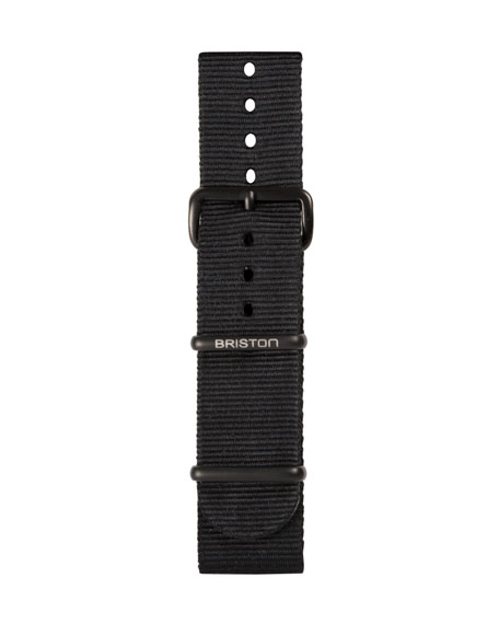 Briston 20mm Nylon NATO Watch Strap w/ Matte