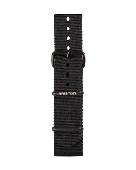 Briston 20mm Nylon NATO Watch Strap w/ Matte