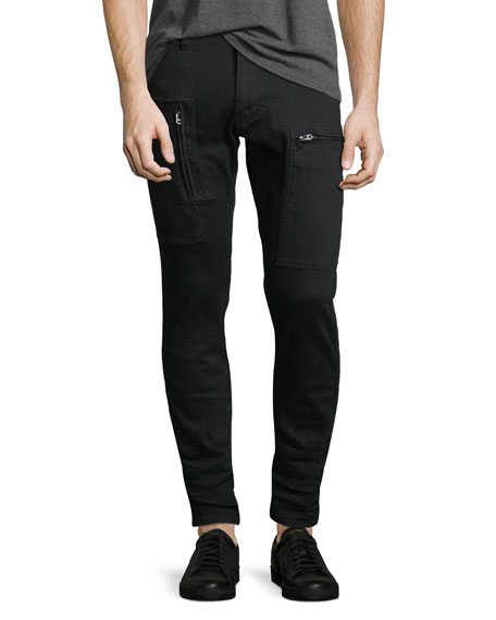 G-Star Powel Super-Slim Tapered Jeans, Rinsed