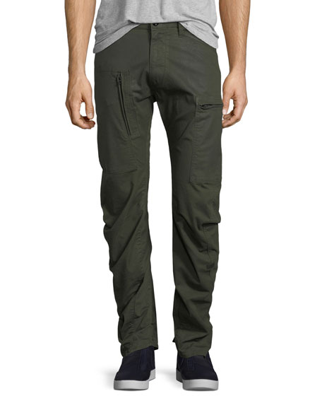 G-Star Powel 3D Tapered Jeans, Forest Night