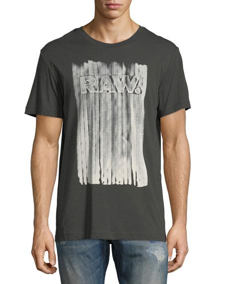 Pertos Logo T-Shirt, Black