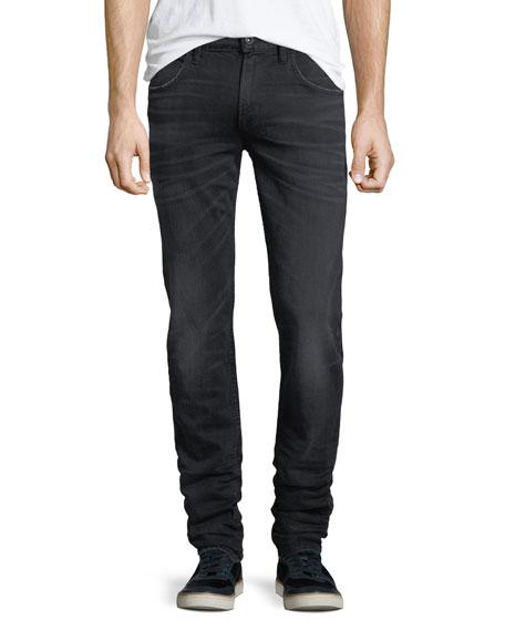 Hudson Blake Slim-Straight Jeans, Isolation