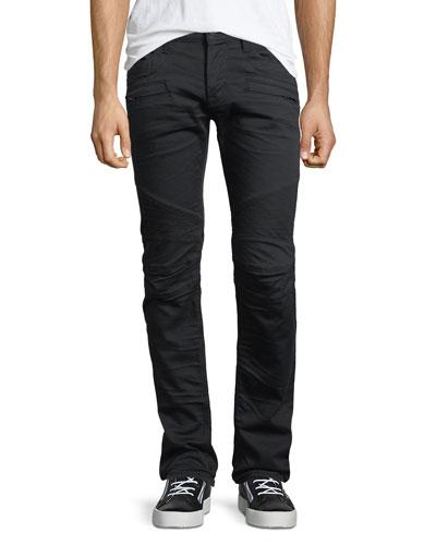 Men's Blinder Biker Jeans, Blacklight
