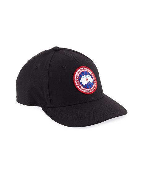 Core Logo-Patch Baseball Hat