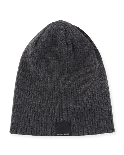 Reversible Tech Toque Beanie Hat