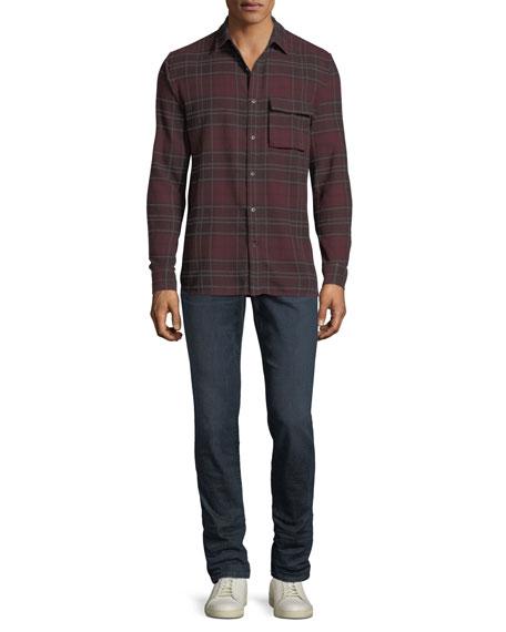 Brixton Kinetic Denim Slim-Straight Jeans, Cale