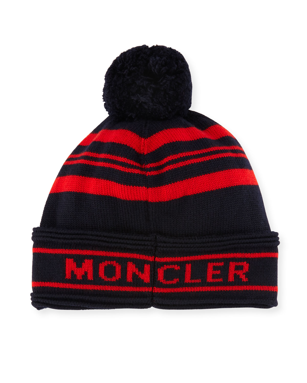 7c7d9900312 Quick Look. Moncler · Men s Jumbo Pompom Beanie Hat