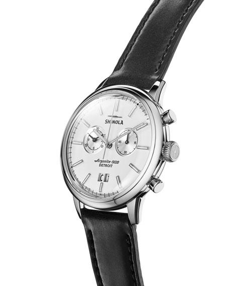 Bedrock Chronograph Watch