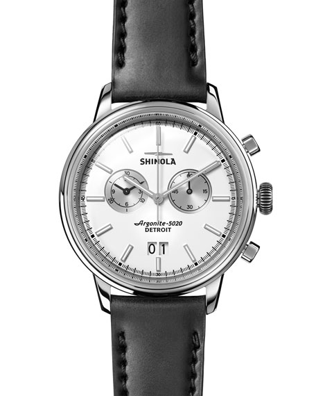 Men's Bedrock Chronograph Watch