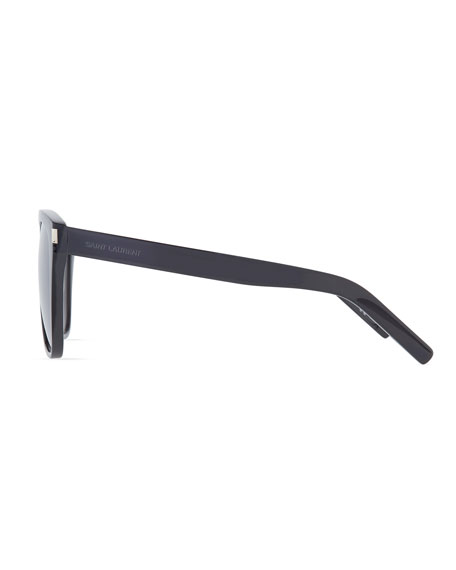 SL 1 Mirrored Acetate Sunglasses