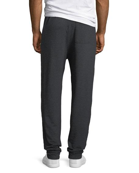 Stretch Jersey Jogger Pants