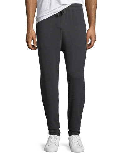Stretch Jersey Jogger Pants