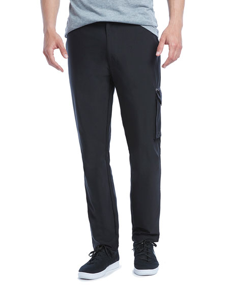 Core Straight-Leg Travel Pants