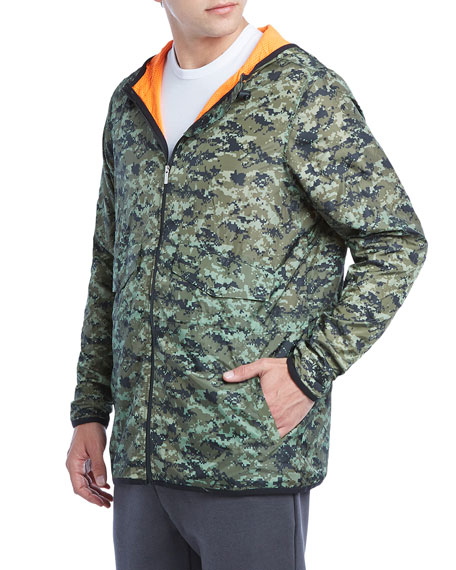 Camouflage Military Sport Travel Jacket