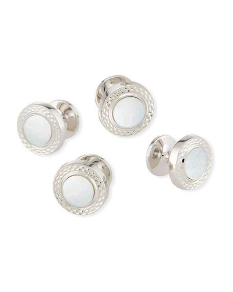 Barley Rim Dress Shirt Studs