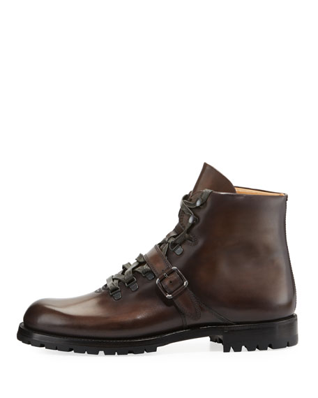 Brunico Venezia Leather Hiking Boot