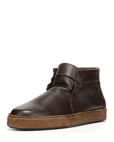 Novato Leather Chukka Boot