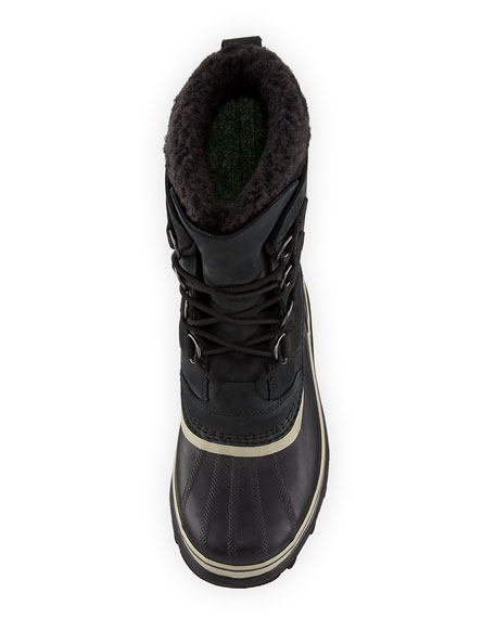 Cheyanne II Shearling-Lined Duck Boot