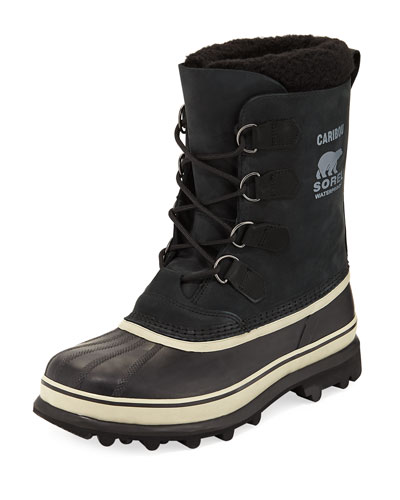 Cheyanne II Shearling-Lined Duck Boot