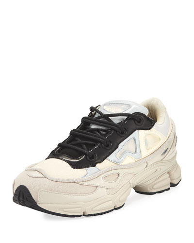 Men's Ozweego II Trainer Sneaker, White
