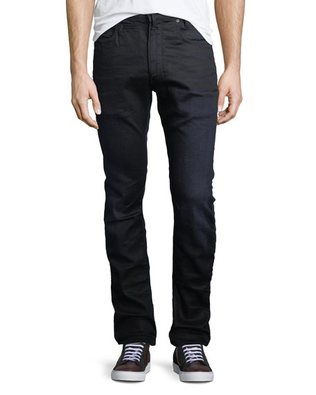 G-Star Staq 3D Slim Jeans in Dark Aged