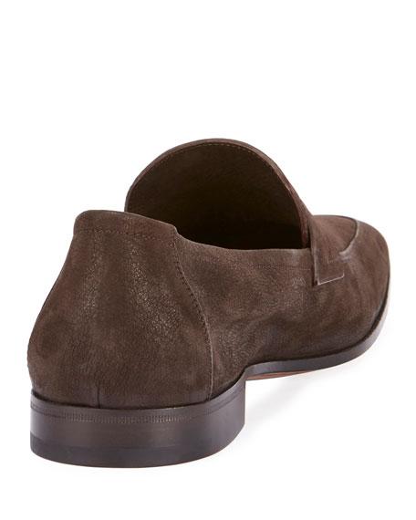 Capra Suede Loafer