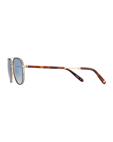 Linnie 51 Tortoiseshell Sunglasses
