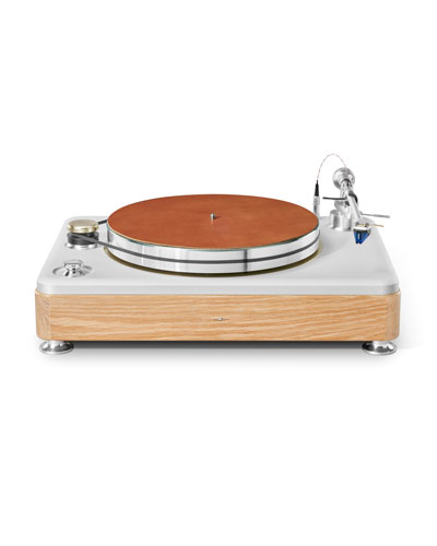 The Runwell Leather Turntable