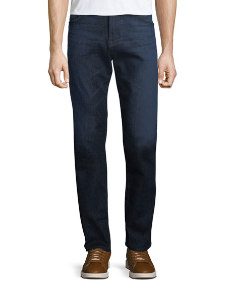 Ives Athletic-Fit Jeans in Vibe