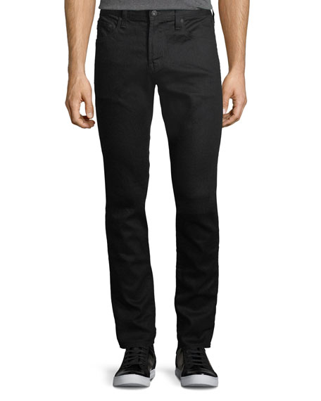 Dylan Skinny-Fit Jeans in Deep Pitch