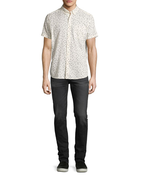 Matchbox 4-Year Down Wash Slim-Straight Jeans
