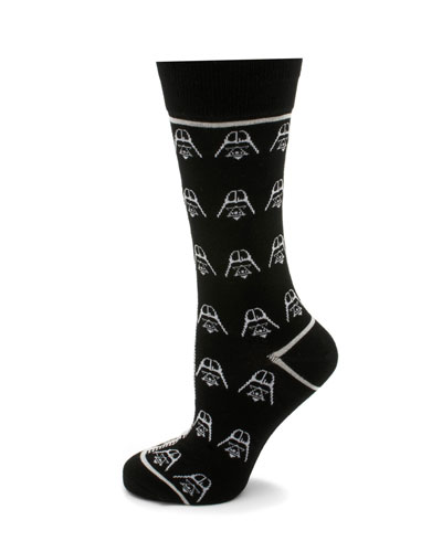 Star Wars Darth Vader Stormtrooper Split Socks