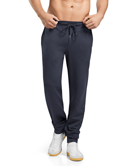 Hanro Living Stretch-Cotton Lounge Pants