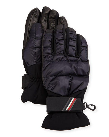 Guanti Quilted Gloves