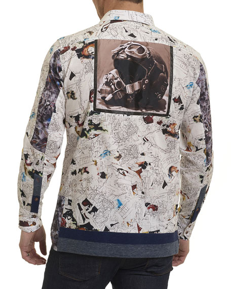 Dix Button-Down Shirt