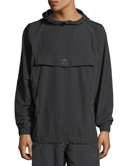 Adidas Taped Anorak Jacket