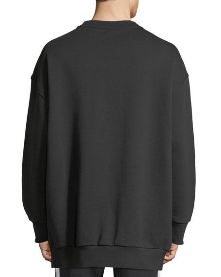 Exploded Logo Sweatshirt