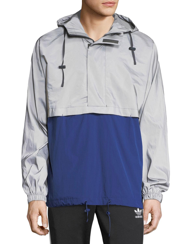 Adidas EQT Reflective Wind-Block Jacket