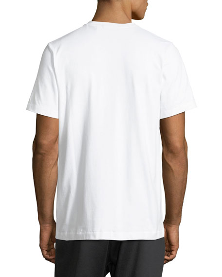 NMD T-Shirt w/ Contrasting Dot-Print Pocket