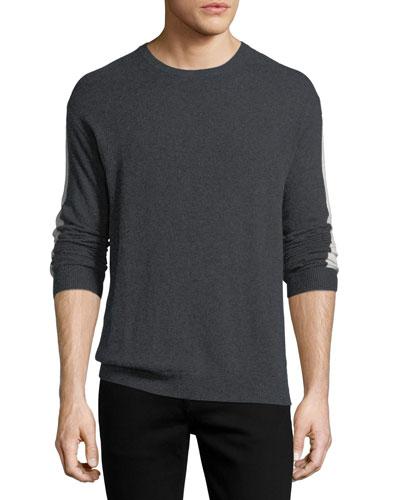 Cashmere Rayas Sweater